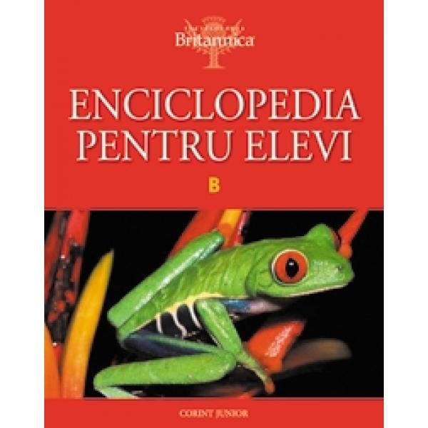 ENCICLOPEDIA PENTRU ELE VI BRITANNICA - LITERA