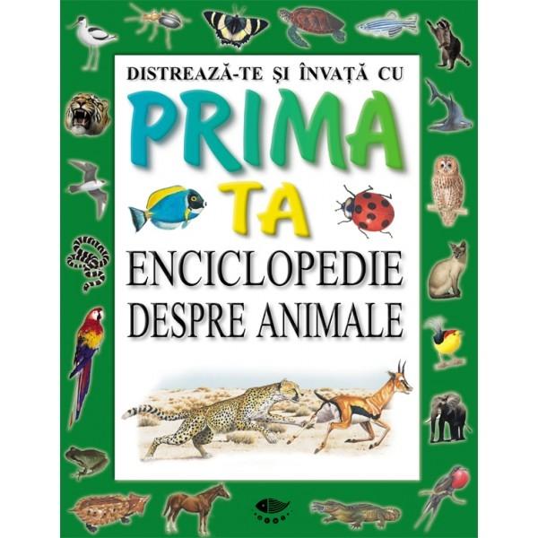 ENCICLOPEDIE DESPRE ANIMALE