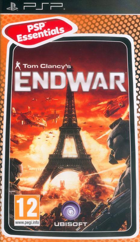 END WAR ESSENTIALS - PSP