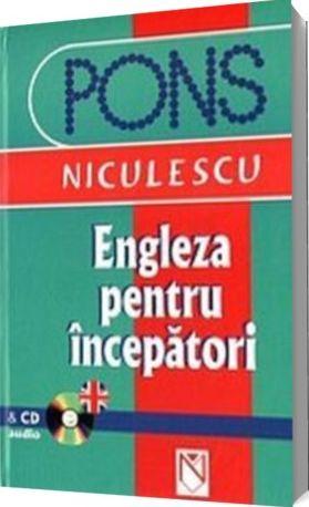 ENGLEZA PENTRU INCEPATORI CU CD
