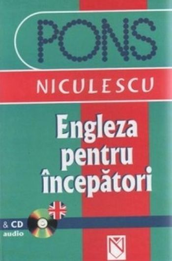Engleza pentru incepatori, cu CD - Claudia Guderian
