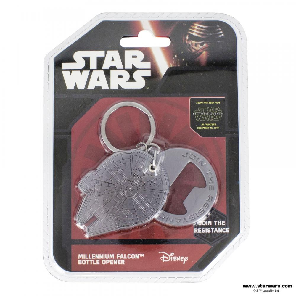 Episode VII Millennium Falcon Bottle Opener