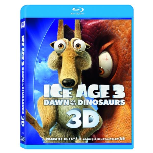 EPOCA DE GHEATA 3: APARITIA DINOZAURILOR -3D (BR) - ICE AGE 3 - 3D (BR)