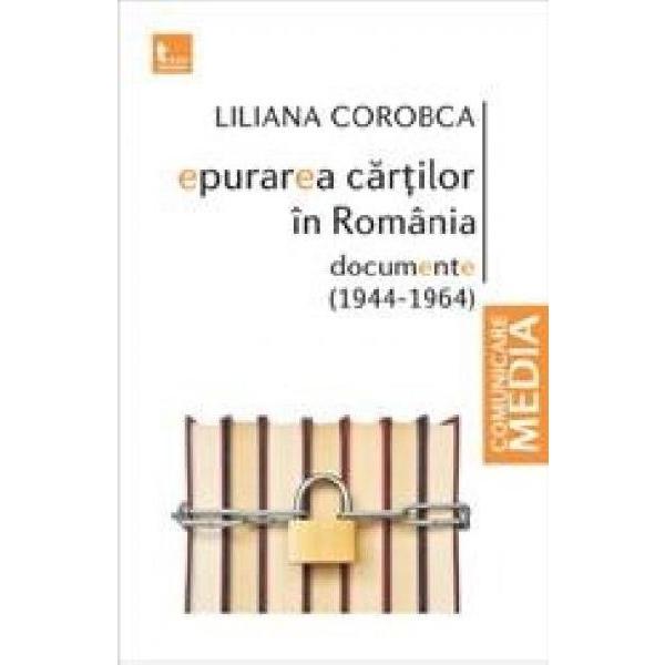 Epurarea cartilor din Romania, Liliana Corobca