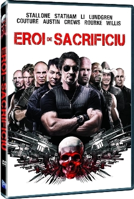 EROI DE SACRIFICIU THE EXPENDABLES