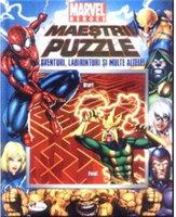 Eroii Marvel - Maestri i Puzzle