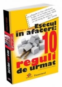 ESECUL IN AFACERI: 10 REGULI DE URMAT. DONALD