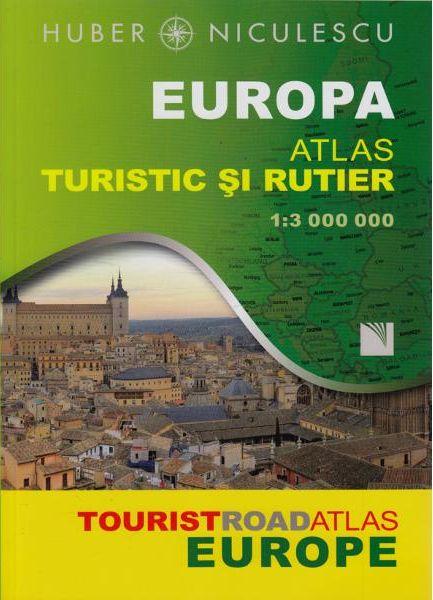 EUROPA-ATLAS TURISTIC SI RUTIER