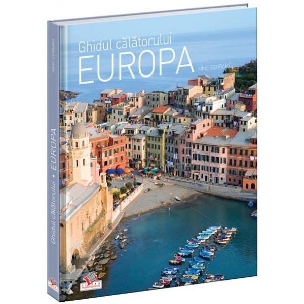 Ghidul calatorului, Europa, Mike Gerrard