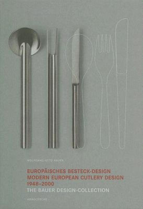 European cutlery design 1948-2000