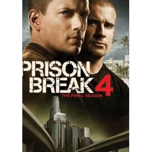 EVADAREA - SERIA 4 (6DV PRISON BREAK - SEASON 4