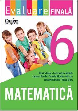EVALUARE FINALA CLS. 6 MATEMATICA