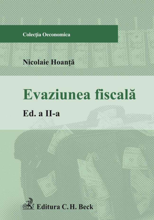 EVAZIUNEA FISCALA - EDI EDITIA 2