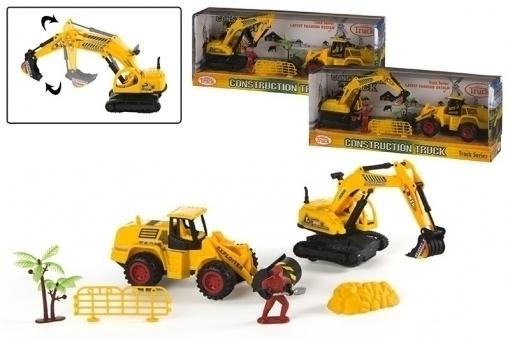 Excavator ColorBay,cu accesorii