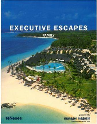 Executive escapes family -...