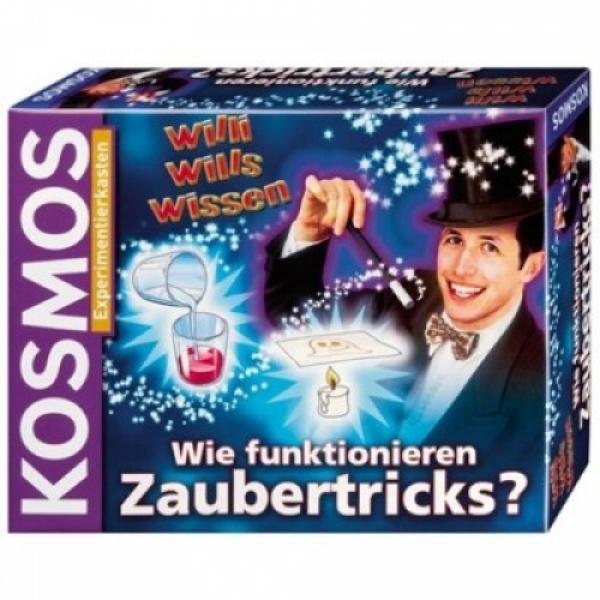 zzExperimentele lui Willi, Trucuri magice