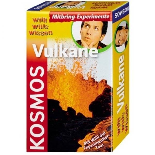 zzExperimentele lui Willi, Vulcanii