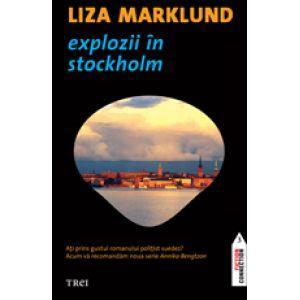 EXPLOZII IN STOCKHOLM GSP