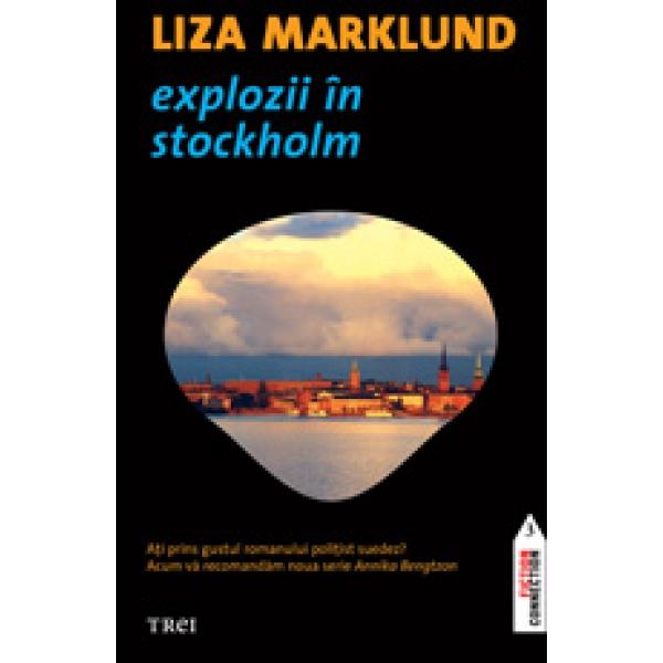 Explozii in Stockholm, Liza Marklund