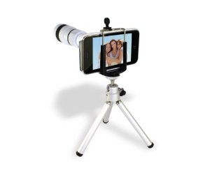 Eye Scope for iPhone 4 - White