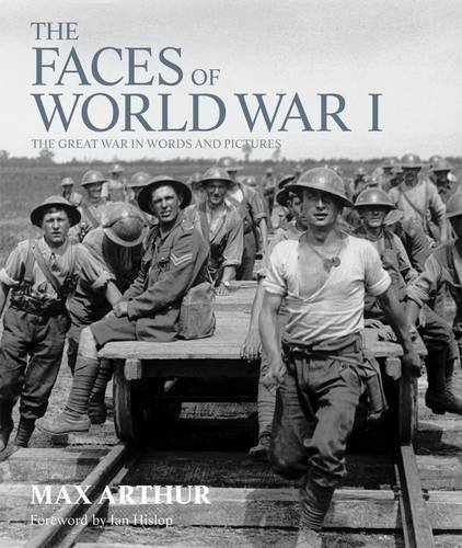 Faces Of Ww1 - Max Arthur