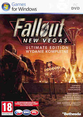 FALLOUT NEW VEGAS - ULTIMATE EDITION PC