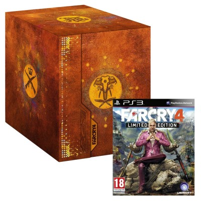 FAR CRY 4 KYRAT EDITION - PS3