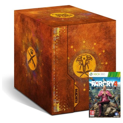 FAR CRY 4 KYRAT EDITION - XBOX360