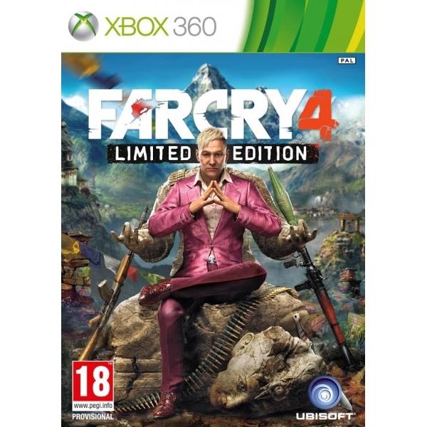 FAR CRY 4 LIMITED EDITION - XBOX360