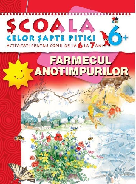 FARMECUL ANOTIMPURILOR 6-7 ANI