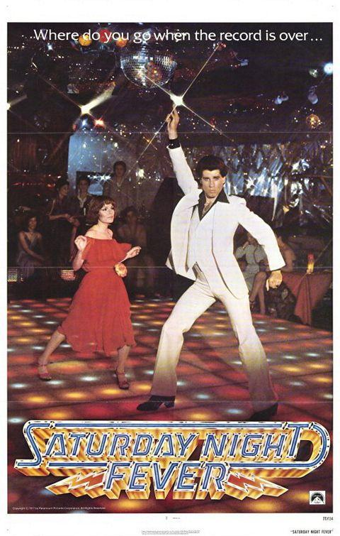 FEBRA DE SAMBATA SEARA - SATURDAY NIGHT FEVER