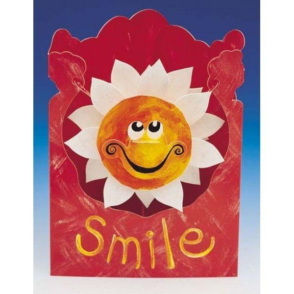 Felicitare 3D GC-SMILE