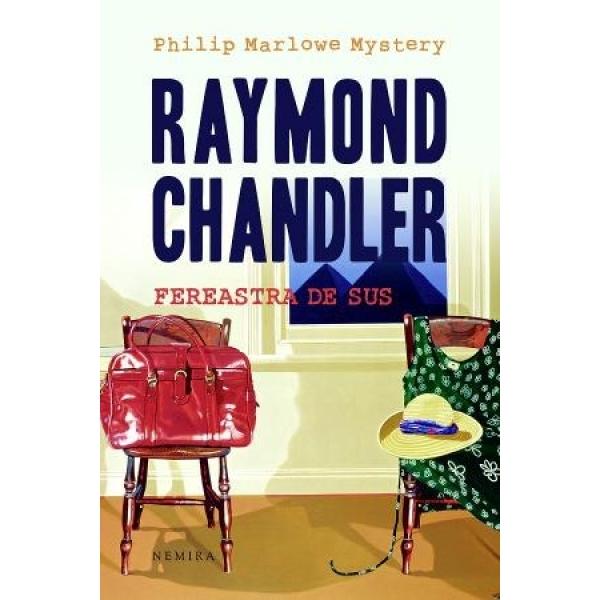 Fereastra de sus, Chandler Raymond