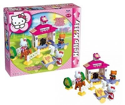 zzFerma Hello Kitty, 41 cuburi