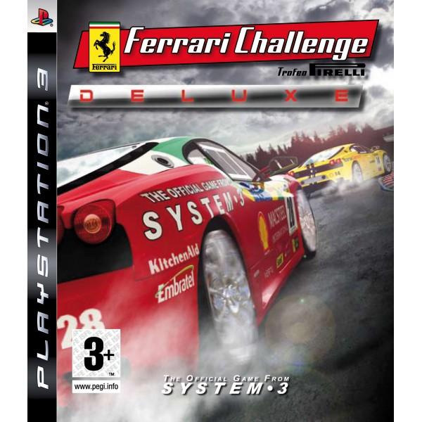 FERRARI CHALLENGE DELUX PS3