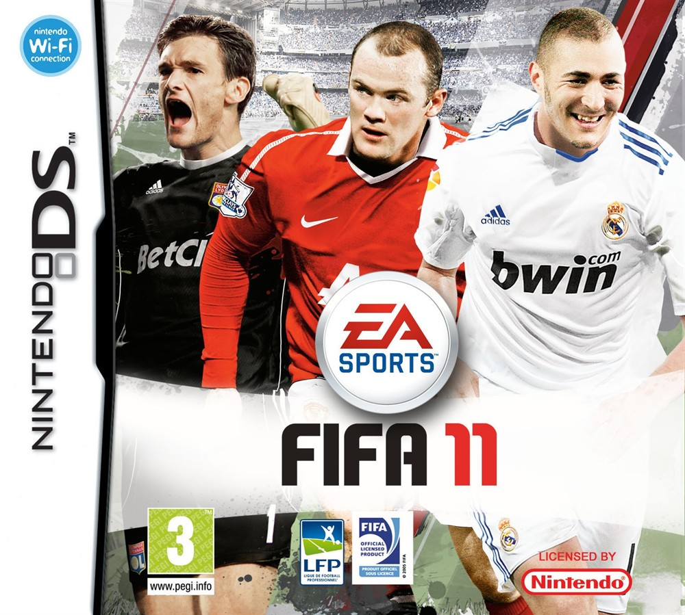 FIFA 11 DS