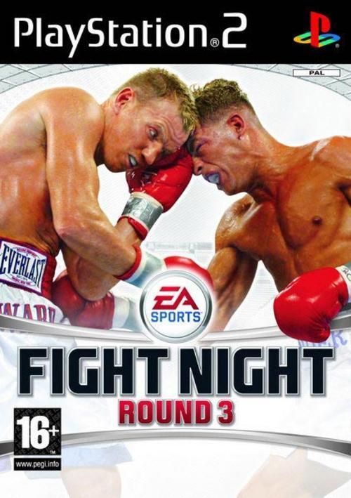 FIFA 11 & FIGHT NIGHT R PS2