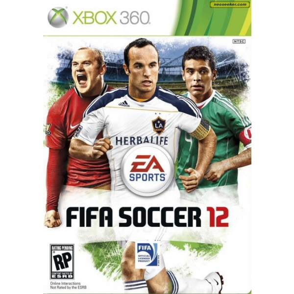 FIFA 12 - XBOX360
