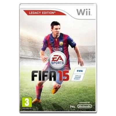 FIFA 15 - WII