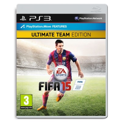 FIFA 15 ULTIMATE TEAM - PS3