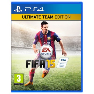 FIFA 15 ULTIMATE TEAM - PS4
