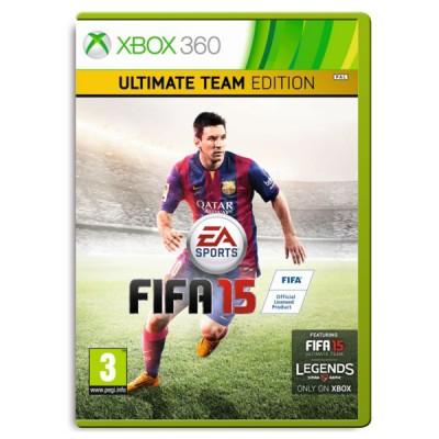 FIFA 15 ULTIMATE TEAM - XBOX 360
