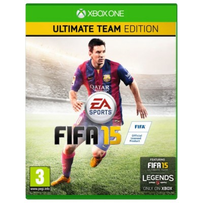 FIFA 15 ULTIMATE TEAM - XBOX ONE
