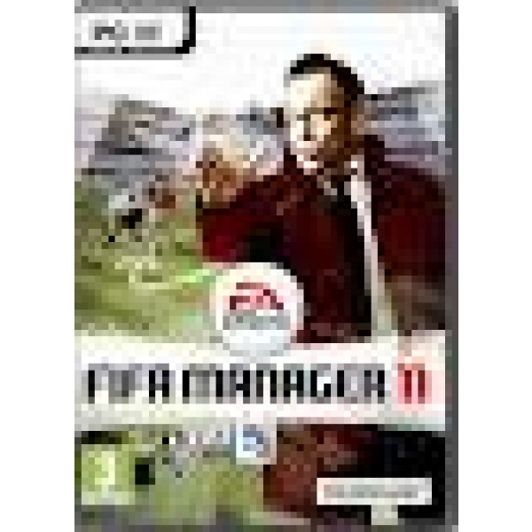 FIFA MANAGER 11 PC