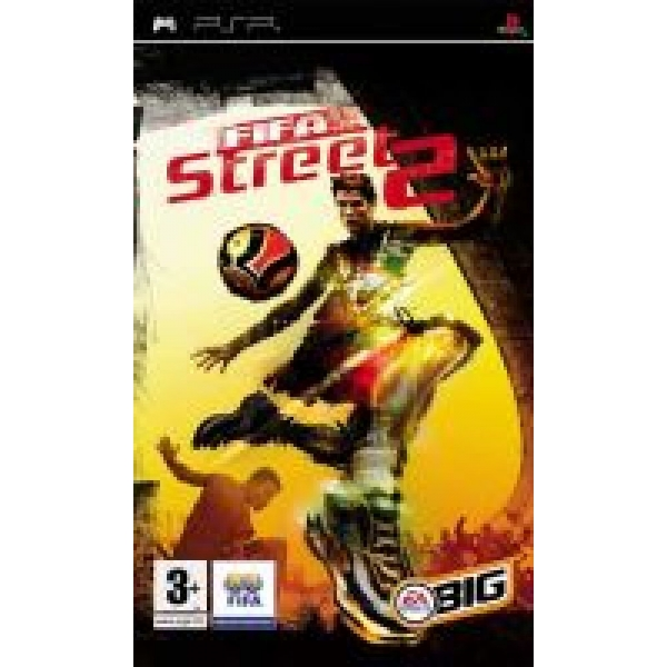 FIFA STREET 2 ESSENTIALS - PSP