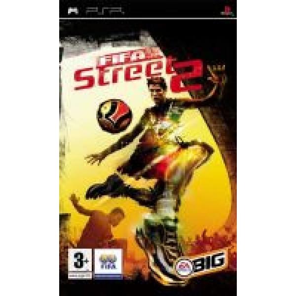 FIFA STREET 2 ESSENTIALS - PSP