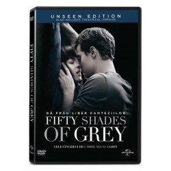 FIFTY SHADES OF GREY - CELE CINCIZECI DE UMBRE ALE LUI GREY