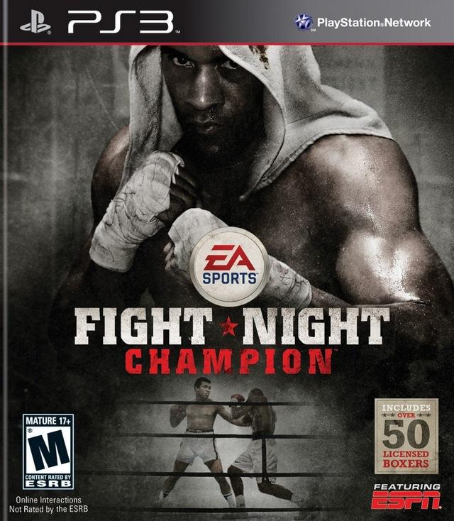 FIGHT NIGHT CHAMPION AL PS3