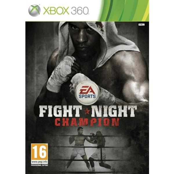 FIGHT NIGHT CHAMPION XBOX360