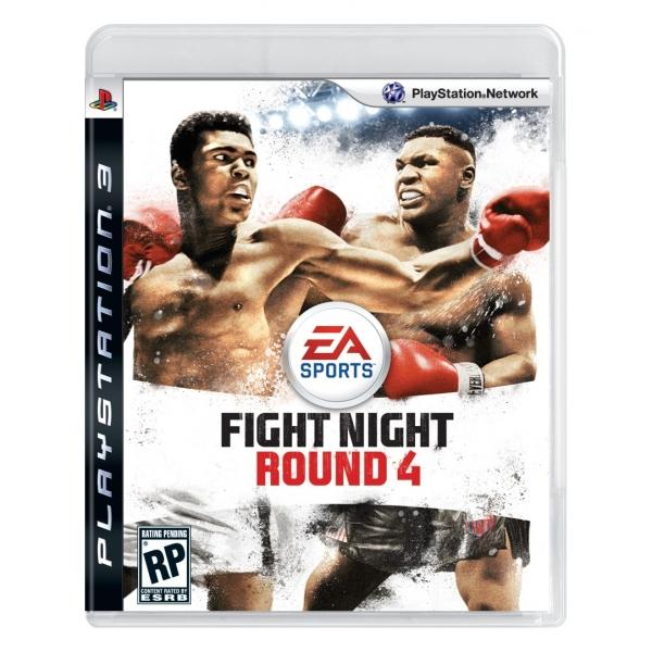 FIGHT NIGHT ROUND 4 PLA PS3